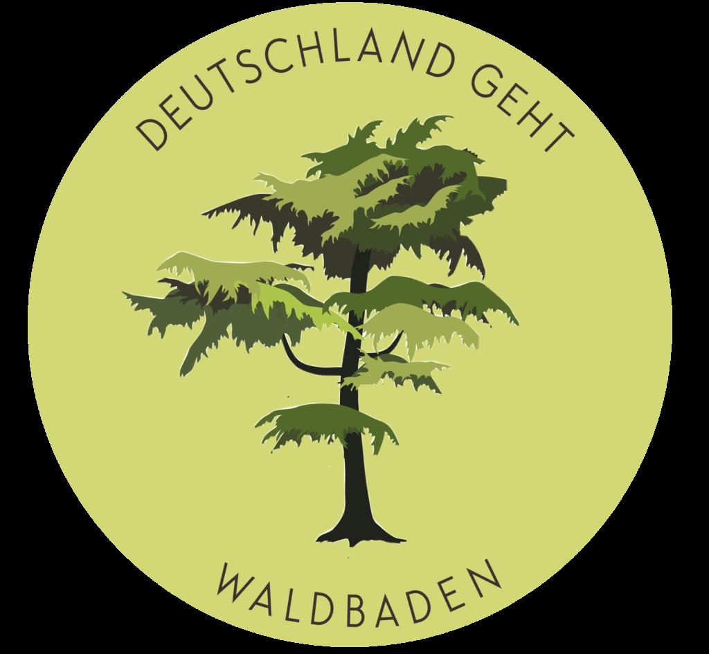Deutschland geht Waldbaden